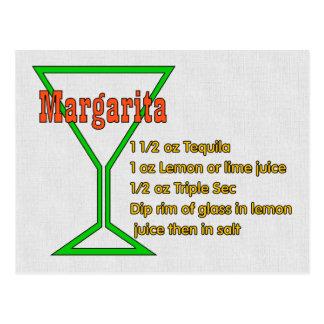 マルガリータ ポストカード