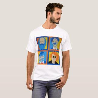 マルクス主義Lennonism Tシャツ