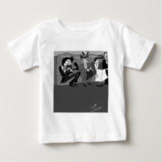 マルクスBrothers.jpg ベビーTシャツ