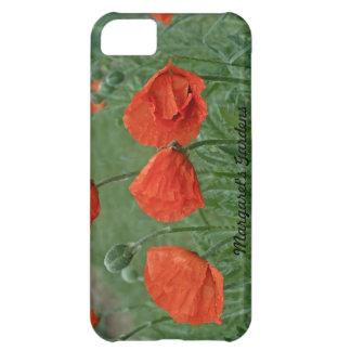 マルグレットのケシのやっとそこにiPhoneのケース iPhone5Cケース