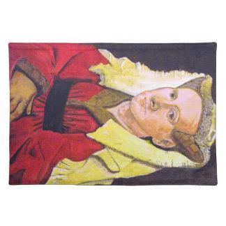 マルグレットvan Eyck ランチョンマット