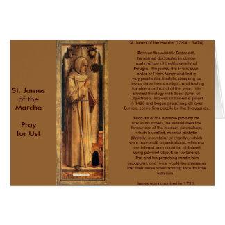 マルケの11月28日セントジェームズ カード