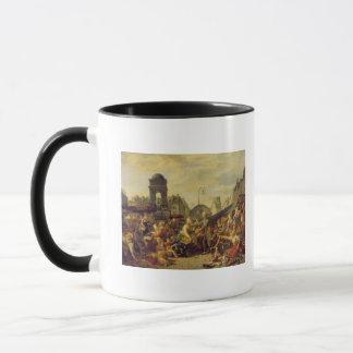 マルケdesの潔白な人、c.1814 マグカップ