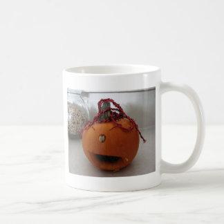 マルコスのカボチャ コーヒーマグカップ