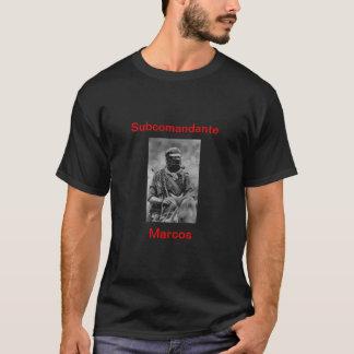 マルコスの補助的なTシャツ Tシャツ