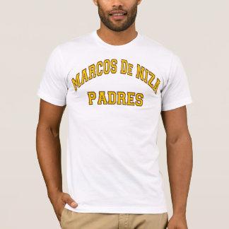 マルコスDe Niza Padres Tシャツ