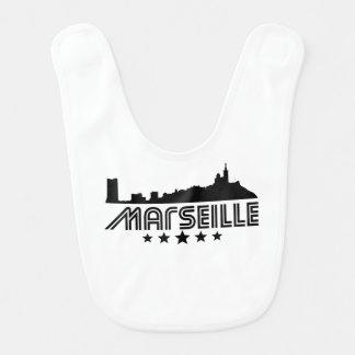 マルセーユのレトロのスカイライン ベビービブ