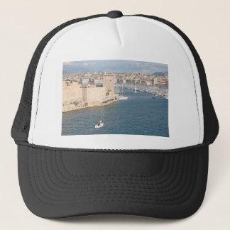 マルセーユの古い港 キャップ