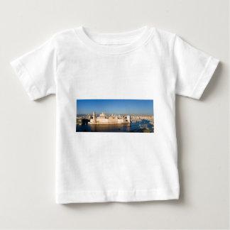 マルセーユの港 ベビーTシャツ