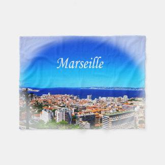 マルセーユ フリースブランケット