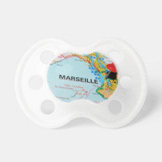 マルセーユ、マルセーユ、フランス おしゃぶり