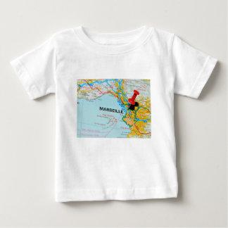 マルセーユ、マルセーユ、フランス ベビーTシャツ