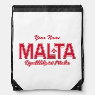 マルタのカスタムなバッグ ナップサック