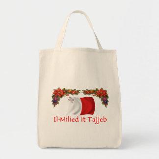 マルタのクリスマス トートバッグ