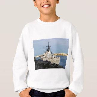 マルタのフリゲート艦 スウェットシャツ