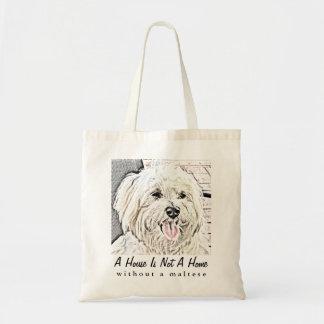 マルタの子犬の収集できるトートバック トートバッグ