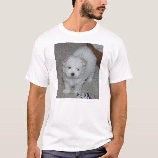 マルタの子犬 Tシャツ