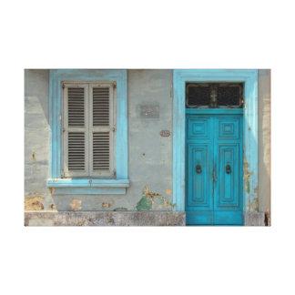 マルタの家 キャンバスプリント