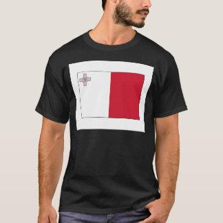 マルタの旗インターナショナル Tシャツ