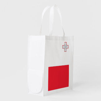 マルタの旗 エコバッグ