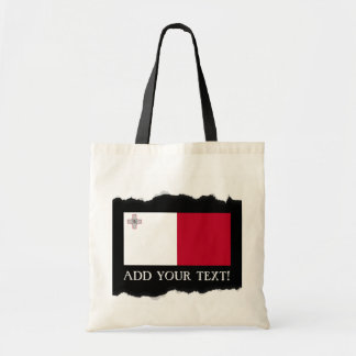 マルタの旗 トートバッグ