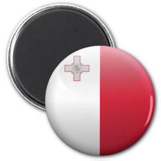 マルタの旗 マグネット