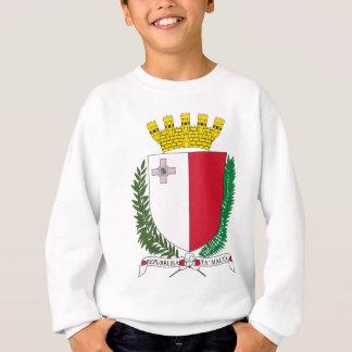 マルタの紋章付き外衣 スウェットシャツ