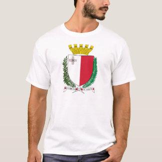 マルタの紋章付き外衣 Tシャツ