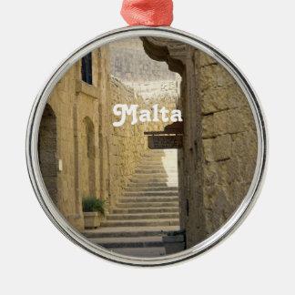 マルタの細道 メタルオーナメント