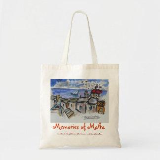 マルタの記憶 トートバッグ