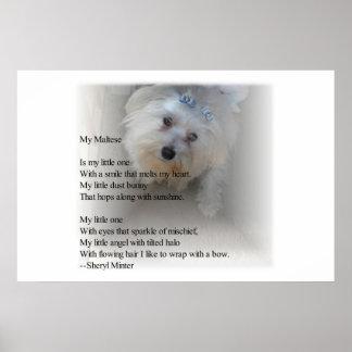マルタの詩 ポスター