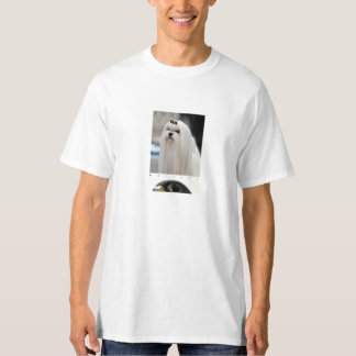 マルタの《鳥》ハヤブサのワイシャツ Tシャツ