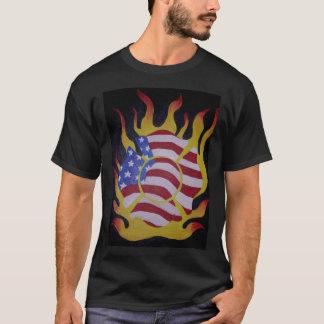 マルタ十字の人のTシャツ Tシャツ