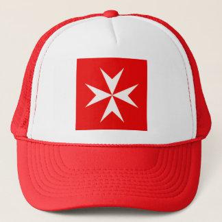 マルタ十字の野球帽 キャップ