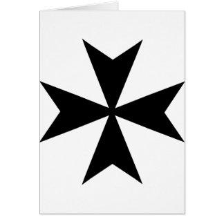 マルタ十字 カード