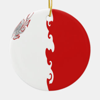 マルタ|すごい|旗 クリスマスオーナメント