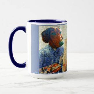 マルチェロvan Dogh 15のozの芸術のマグ マグカップ