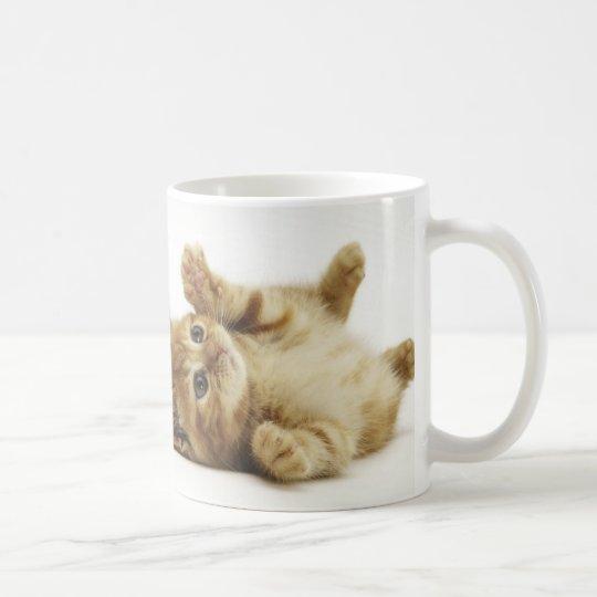 マルチカン子猫 マグカップ コーヒーマグカップ