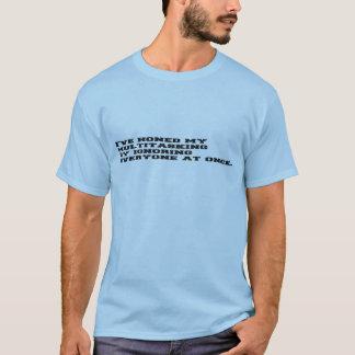 マルチタスク技術 Tシャツ