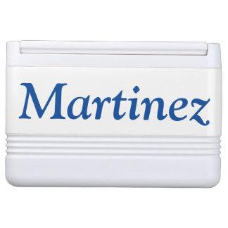 マルチネーゼのクーラー クールボックス