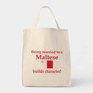 マルチーズはキャラクターを造ります トートバッグ