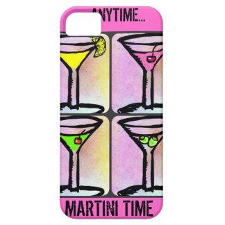 …マルティーニの時間…カスタマイズ可能なマルティーニの箱 iPhone SE/5/5s ケース