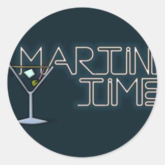 マルティーニの時間 ラウンドシール