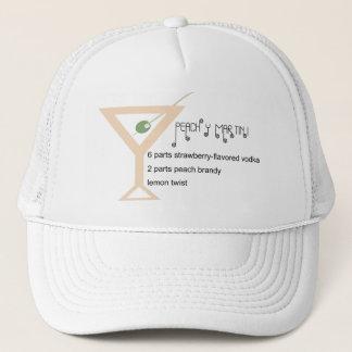 マルティーニの桃色の帽子 キャップ