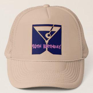 マルティーニの第95誕生日プレゼント キャップ