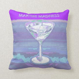 マルティーニの紫色 クッション