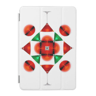 マルティーニガラスの雪片 iPad MINIカバー
