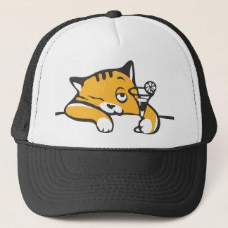 マルティーニ猫 キャップ