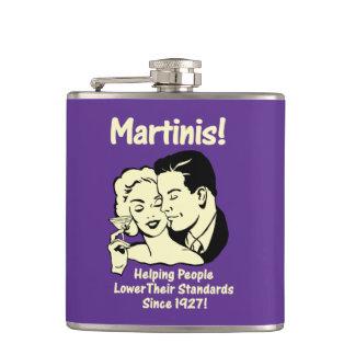 マルティーニ: より低い標準の救済 フラスク