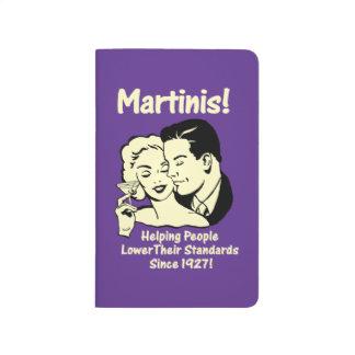 マルティーニ: より低い標準の救済 ポケットジャーナル